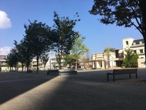 千早並木広場整備工事